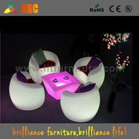 modern outdoor bar counter/glowing bar counter/led sofa cum bed furniture