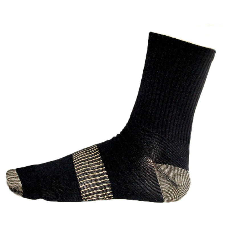 Performance compression athletic socks