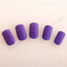 nail art oem finger nail supplies