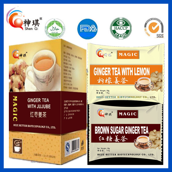 2015 Hot Product instant Magic Ginger Tea