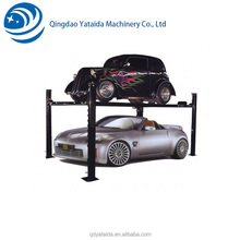 china elevated mini car lifting/parking system