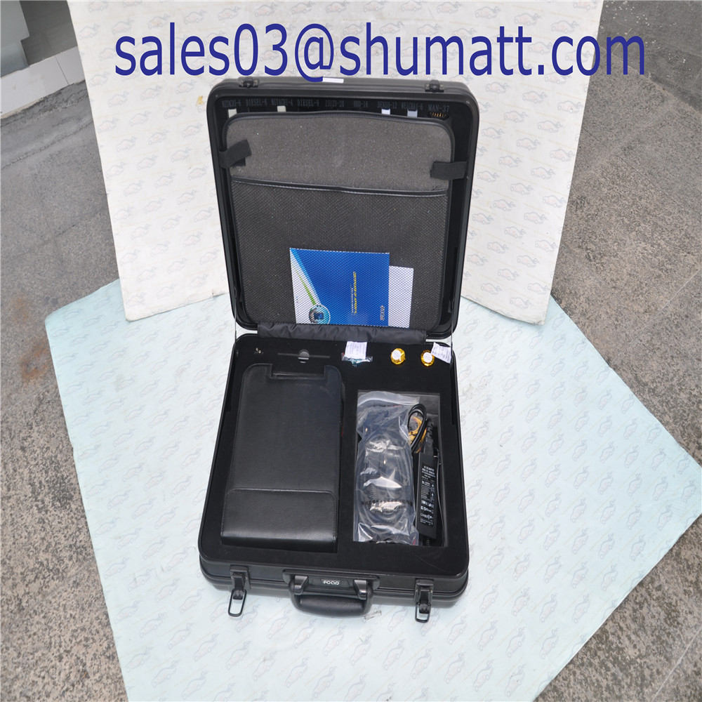 Heavy duty equipment scanner with English / Russian Version diagnostic tool for Japanese and Korean trucks