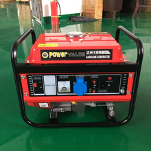 154F Engine 1200 watt Gasoline Generator, 1200w generator With Small Space Occupy Sale Use