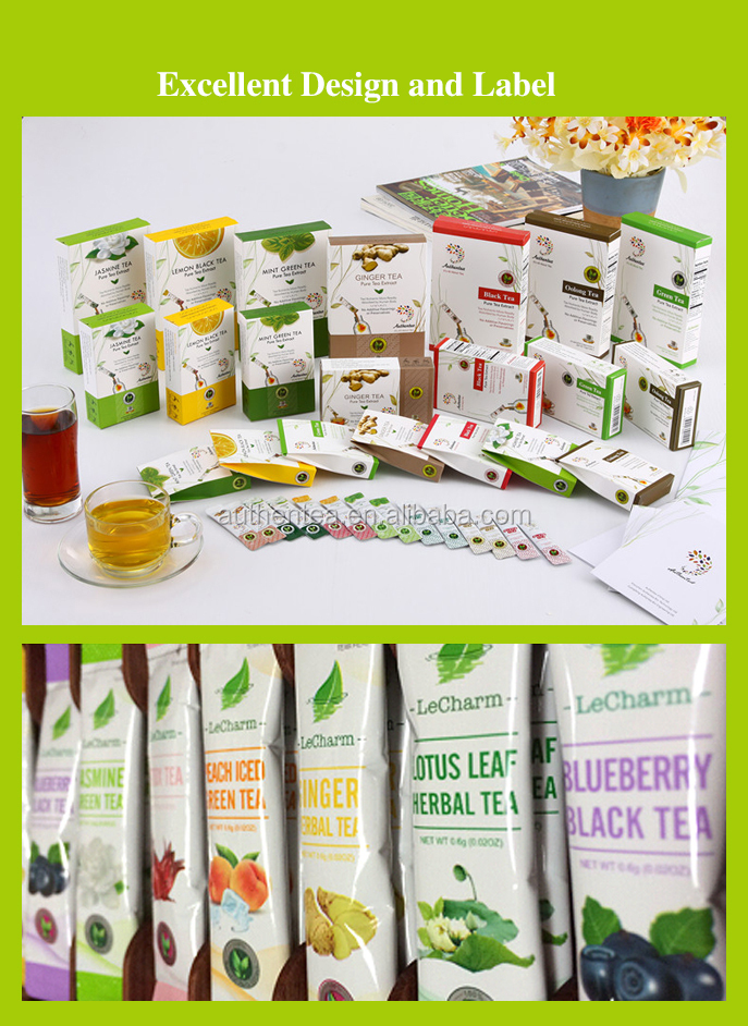 100% Natural 28 Days Teatox Weight loss Detox Tea for Fitness