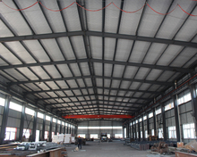 Modular Light Steel Frame Prefab House Building Cold Storage Warehouse