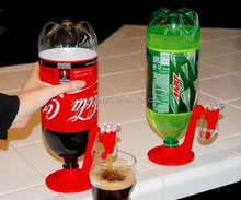 Coke water fountain ,Coke bottle upside down drinking water dispenser ,Household daily necessities of life