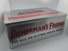 customized retangular fishing tools tin box