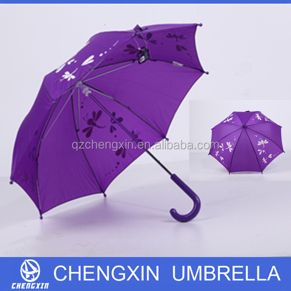 change color when wet umbrella kids cartoon umbrella