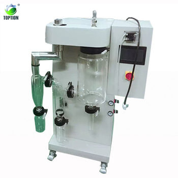 Hot Sale Ce Approved Lab Small Scale Drying Equipment Mini Spray Dryer 2l Tp-s15 For Instant Coffee,Milk,Banana,Honey Powder