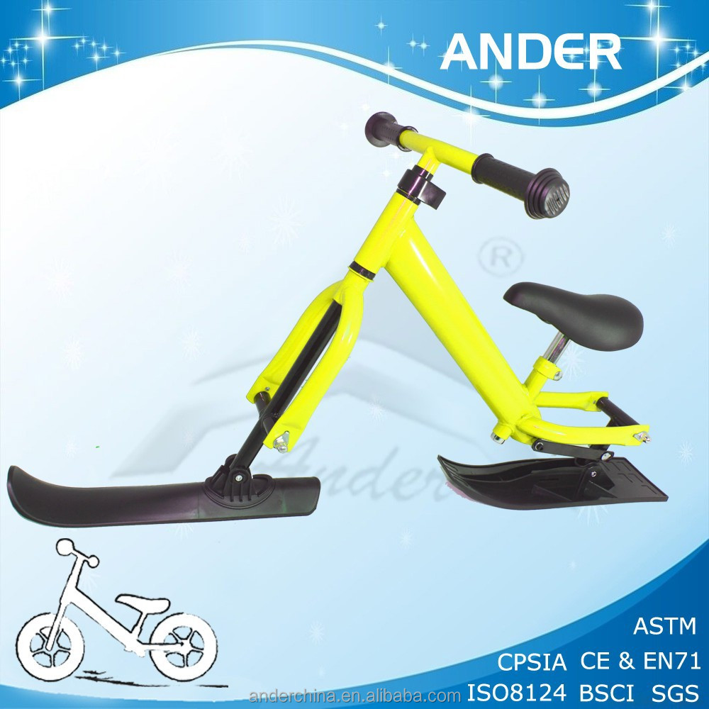 2 in 1 snow scooter for baby(OEM/ODM)
