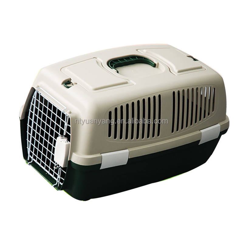 High quality portable pet large dog kennel plastic
