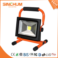 New Saving-Energy Dimmable 20 Watt Rechargeable Led Flood Light