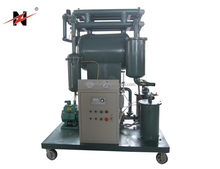 Single-Stage Portable Insulating Oil Purifier, Transformer Oil Dehydration Unit