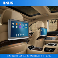10.1 inch universal headrest dvd with Game 16:9 LCD monitor hindi movies mp3 songs car headrest monitor dvd player