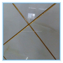 High glossy tile grout epoxy material