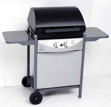commercial gas grill Hot Sale Smokeless Rotating Professional bbq gas grill
