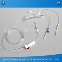 Precision Sterile blood transfusion equipment
