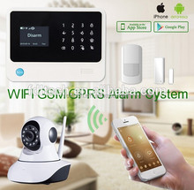 Shenzhen Factory gsm WIFI Home Automation System Smart