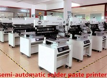 GSD-YS1200 semi-automatic PCB stencil printer