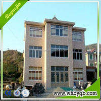 Modern prefabricated container house low cost price made by FPB sandwich panel