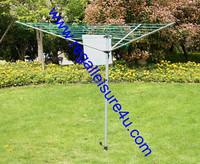 30m Iron three arm umbrella type clothes hanger RLF-AMJ201