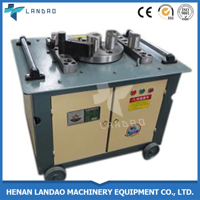 Process Improved Universal Steel Bender Manual
