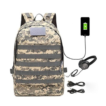 Backpack with USB Port