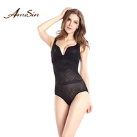 AMESIN GS9020 85% nylon and 15% spandex slimming sexy women fully body shaper for women Walmart