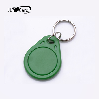 waterproof ABS 125 khz rfid keyfob