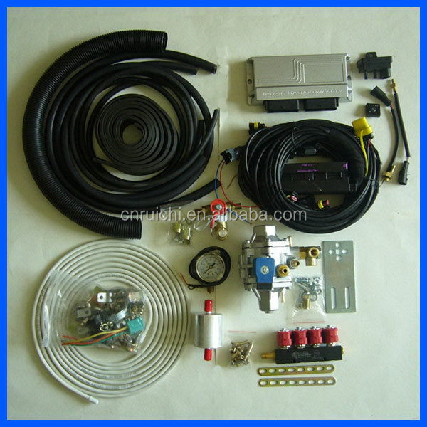 High professional OEM car truck bus cng engine conversion kit
