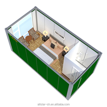 2 bedroom modular homes container