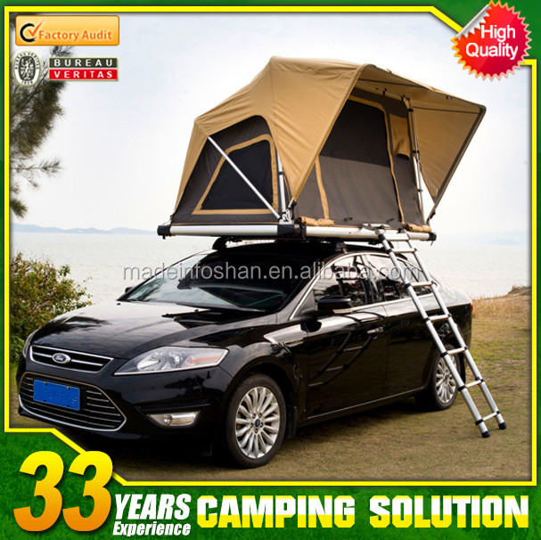 2 Person Large Roof Top Cavas <strong>Tent</strong> For Jeep
