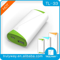 Low price Hot sale mobile phone power bank 5200mah factory supply