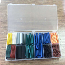 280PCS Heat Shrinkable Type and PE Material Heat Shrink Assorted