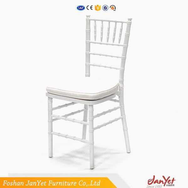 wholesale polypropylene clear resin diamond chiavari chair