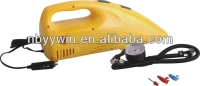 2 in 1 portable Vacuum cleaner with air compressor