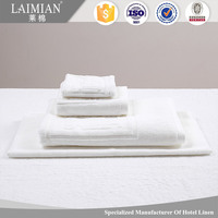 High Quality Custom jacquard towels 100% Cotton Material and Plain Dyed towel