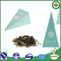 best slimming lotus leaf blend flower tea bag, lemon slimming tea bag for men