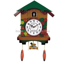 Creative Children's Cartoon Home Decor Modern Cuckoo Clock