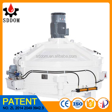 SDDOM single axle positive mixing mortar guangzhou electric planetary cement mixer