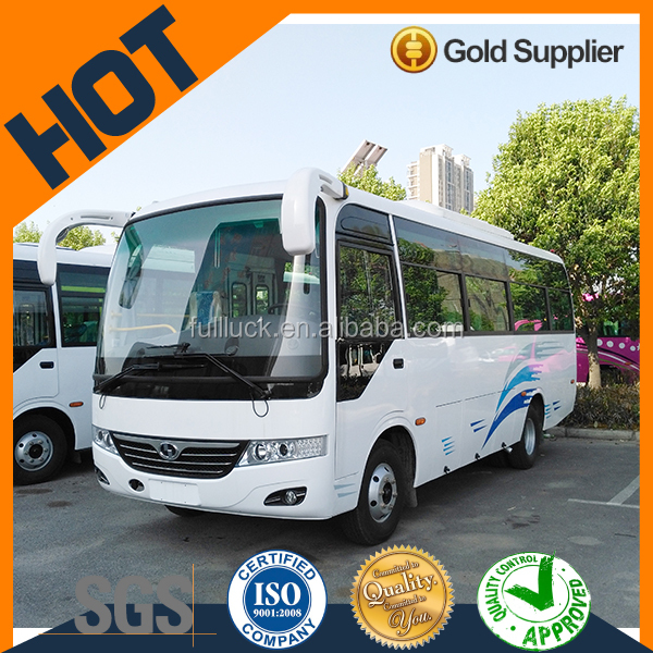 Low price coaster city bus for sale Seenwon 29-33seats 7m