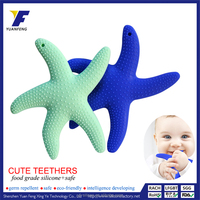 Baby Safety Teething Products/Soft Rubber Animal Toys For Kids