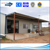 commercial prefabricated house with gypsum board ceiling