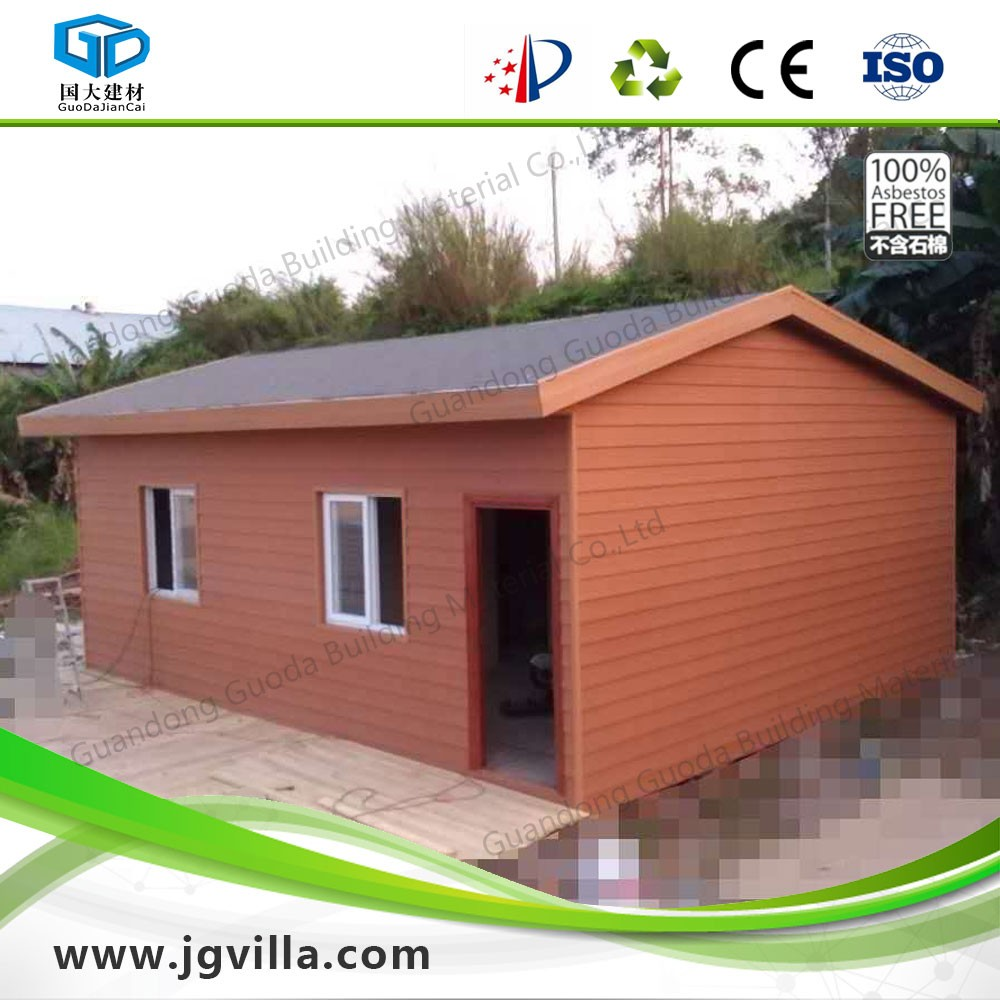 prefab modern modular export tiny prefabricated houses