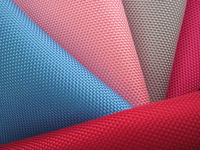 1680D 100% polyester oxford fabric with PVC/PU coated