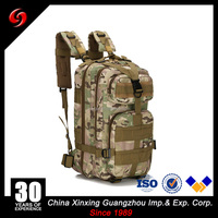 3P Military Camouflage Outdoor Backpack with Camera Bag