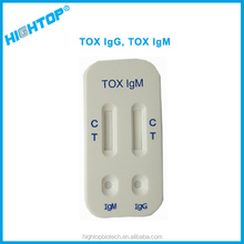 in vitro diagnostic blood type test kit toxoplasma rapid test