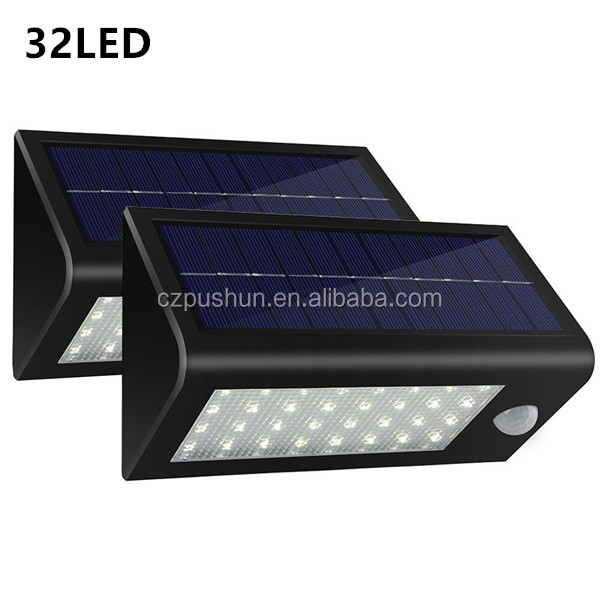 New 32Led Solar Lamp Amazon Small Outdoor Garden Lights Electric