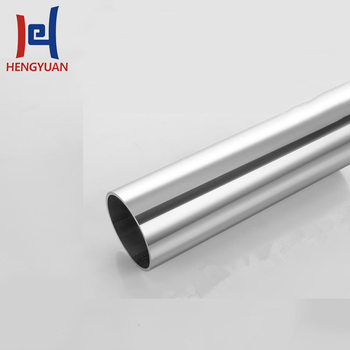 TP304 stainless steel inox pipe from manufacture