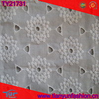 2013 new style embroidery lace fabric for wedding dress